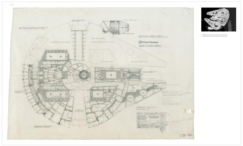 Star Wars The Blueprints Book  | Mffanrodders's Blog