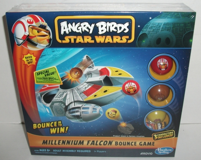 Angry Birds Bounce Game 1