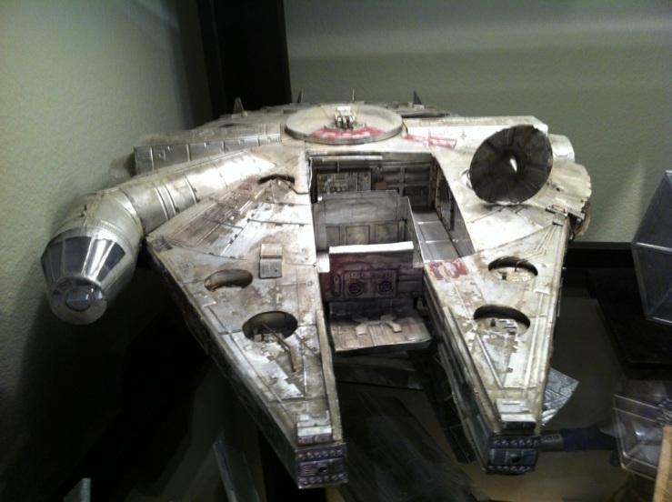 Tin Falcon 2