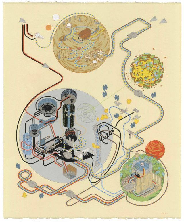 Andrew DeGraff A New Hope