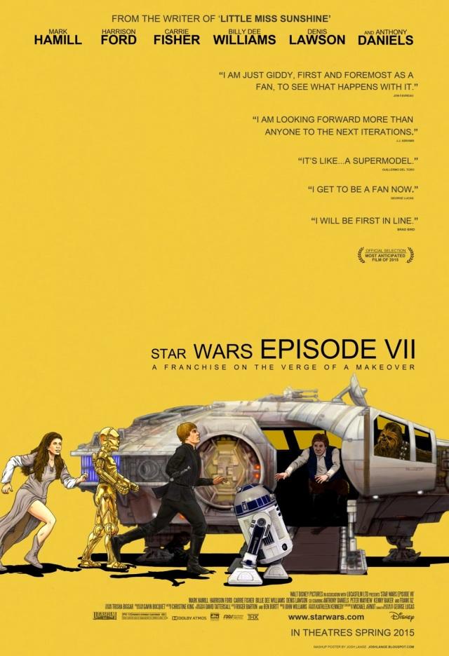 Episode VII Poster Josh Lannge