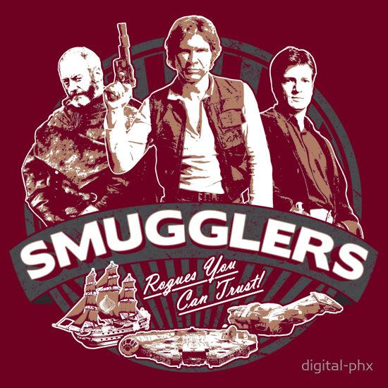 Smugglers Three