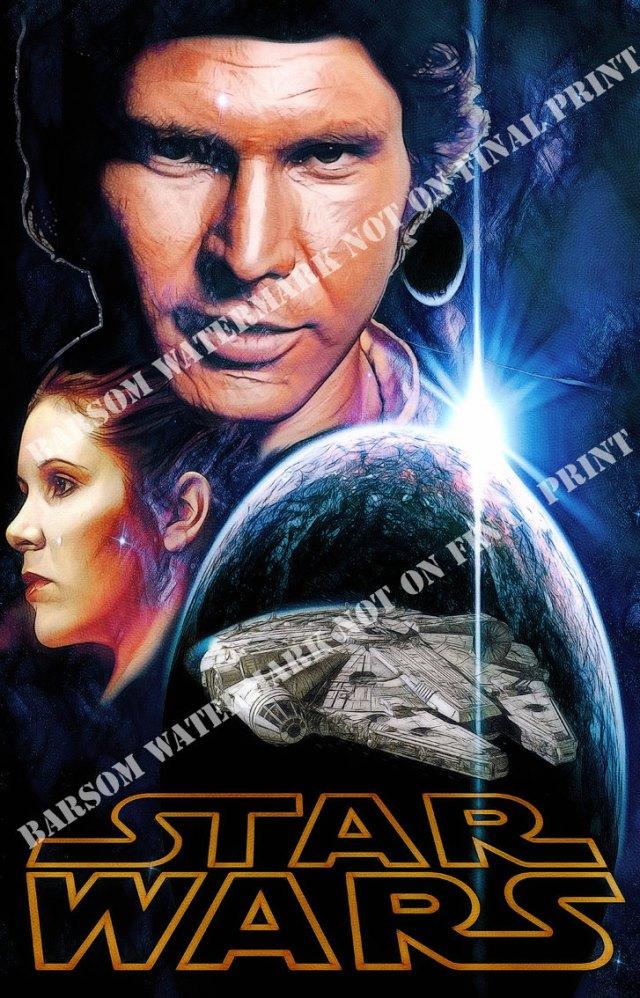 Han Solo by BarsomArt