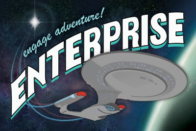 AnieMiles USS Enterprise