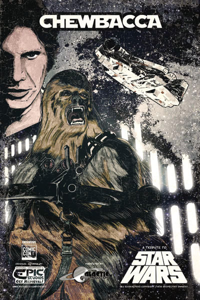 Chewbacca by Epic Studios