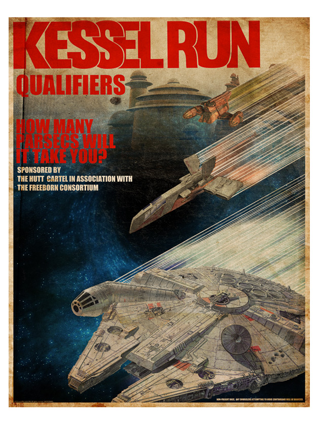 Kessel Run Qualifiers