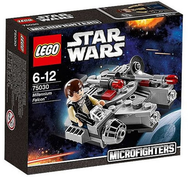 Micro Fighters 75030