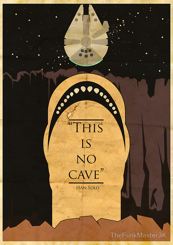 This is no cave by the Funkmaster3K