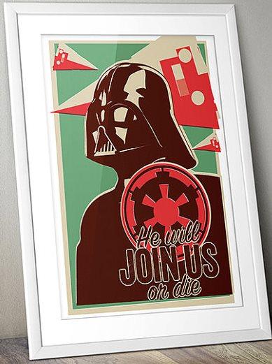 Designer Nursery Vader