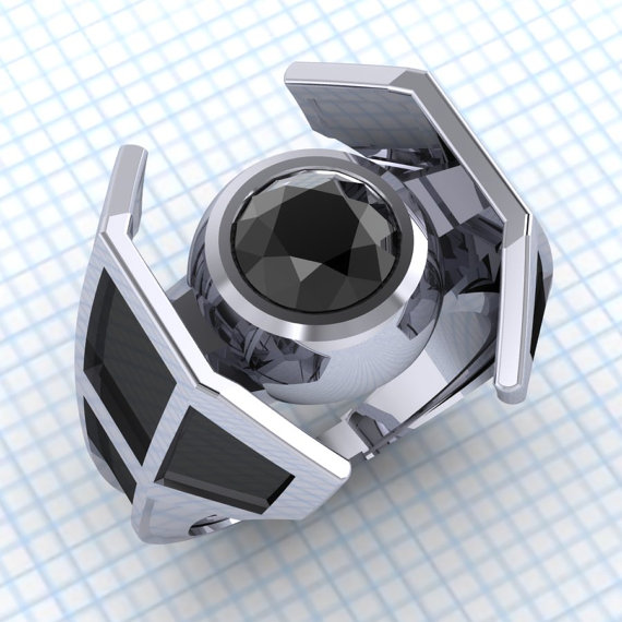 Paul Michael Designs Tie Fighter