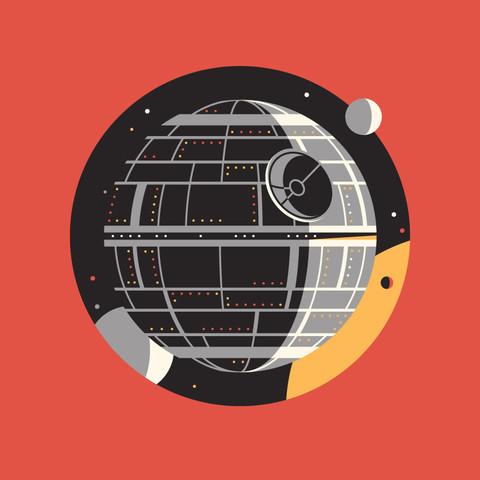 Gallery 1988 Death Star