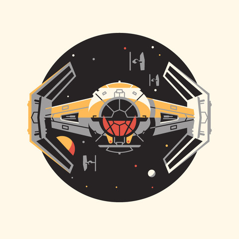 Gallery 1988 DV Tie Fighter
