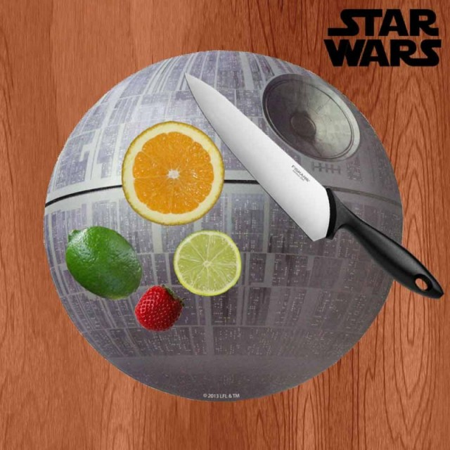Death Star Chopping board