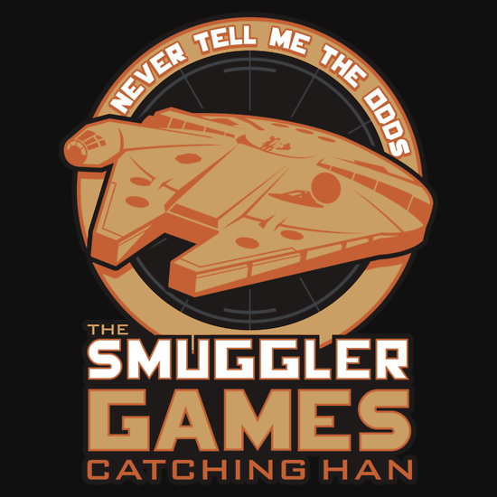 Smuggler Games Catching Han