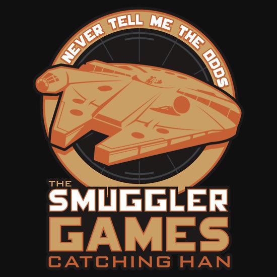Smuggler Games Catching Han