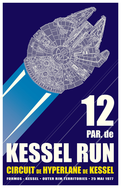 Kessel Run by Gregory Smith