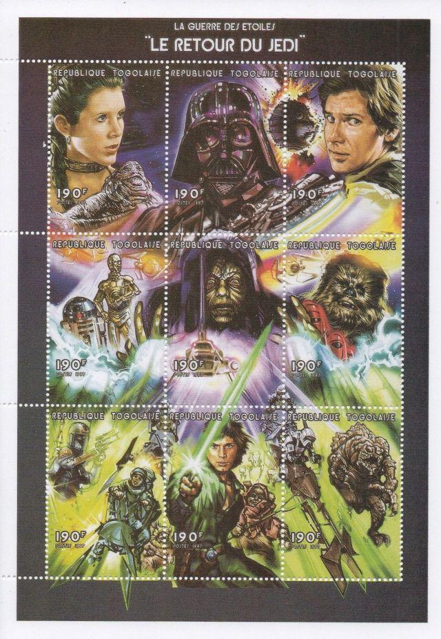 Mali postage stamp Sheet 2