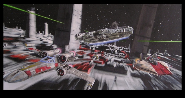 Keith Crawley Death Star II Run