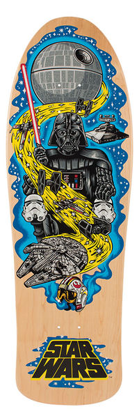 Vader Deck Natural