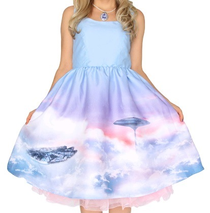 Cloud City Dress 1