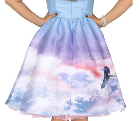 Cloud City Dress 2
