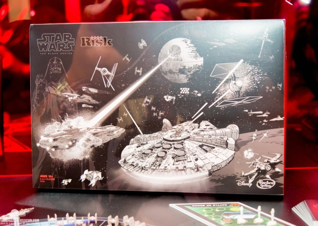 SDCC 2015 Star Wars Risk
