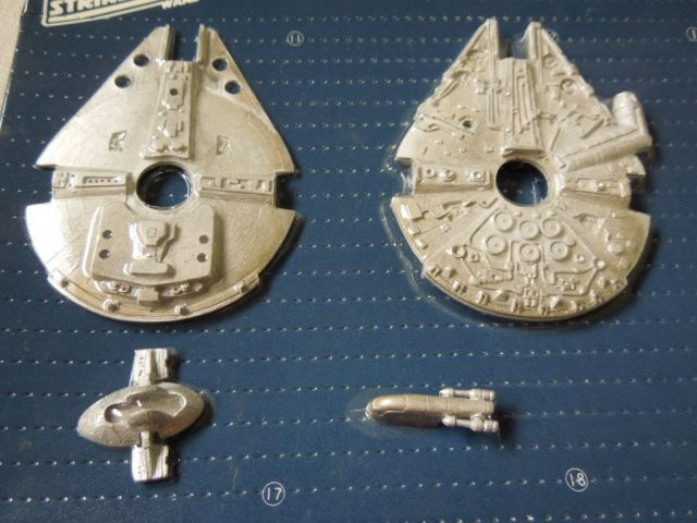 Tsukuda Millennium Falcon and Slave 1 3