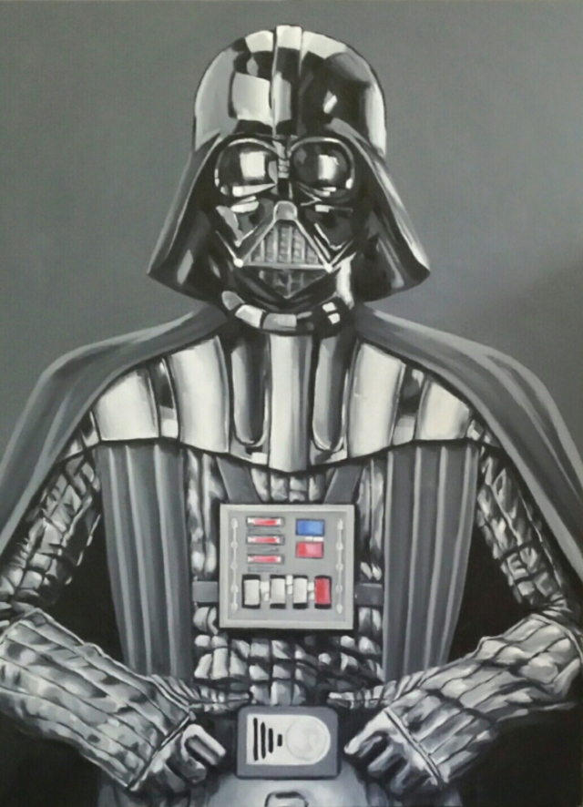 David Hardy Darth Vader