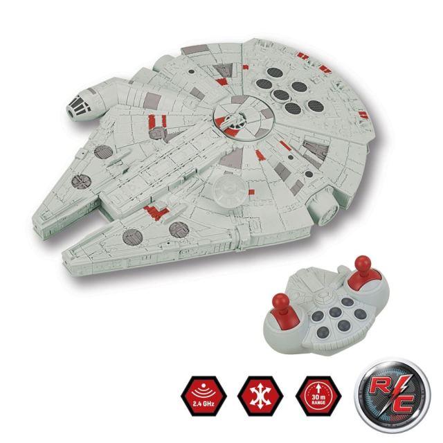 RC Millennium Falcon Thinkways toys 2