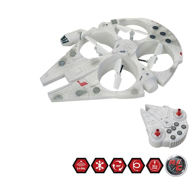 RC Millennium Falcon Thinkways toys