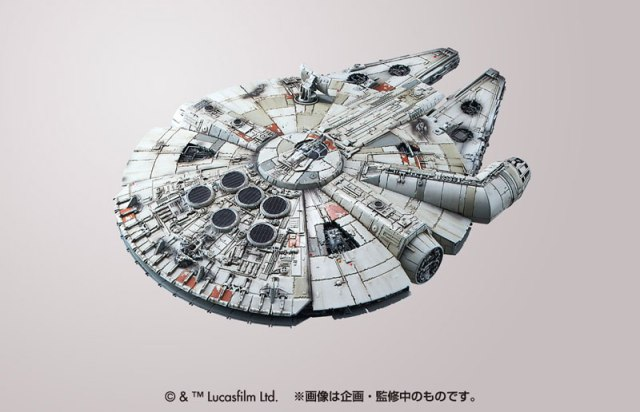 Bandai-Force-Awakens-Model-Kit-Millennium-Falcon-5