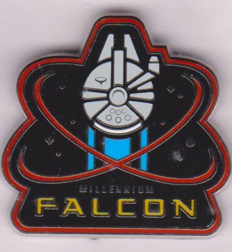 Millennium Falcon Badge