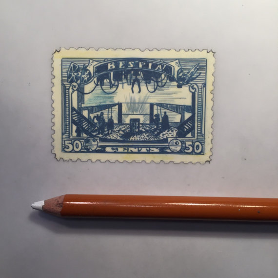 Jeremy Ennis Bespin Stamp
