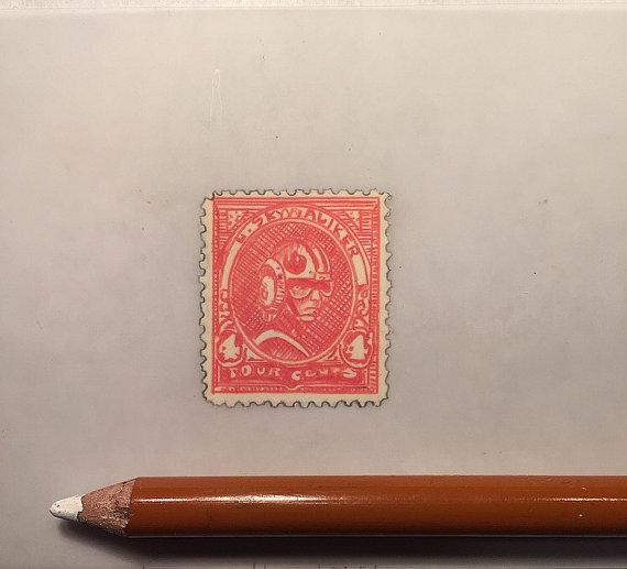 Jeremy Ennis Luke Skywalker Stamp