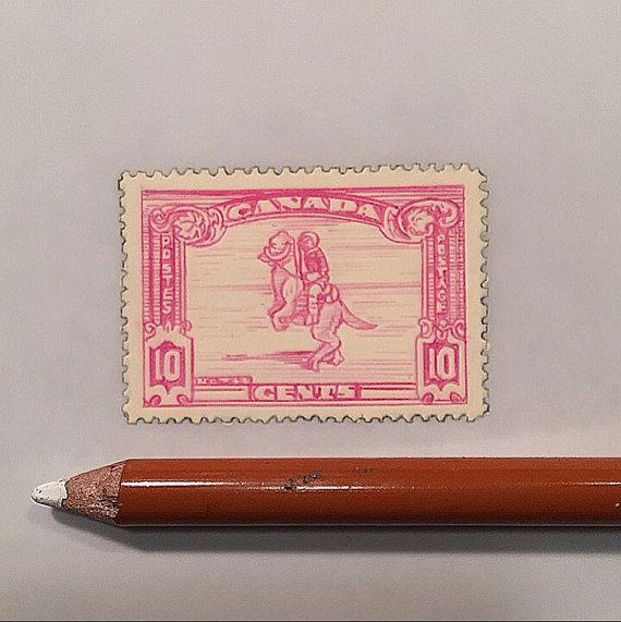 Jeremy Ennis Solo Tauntaun Stamp