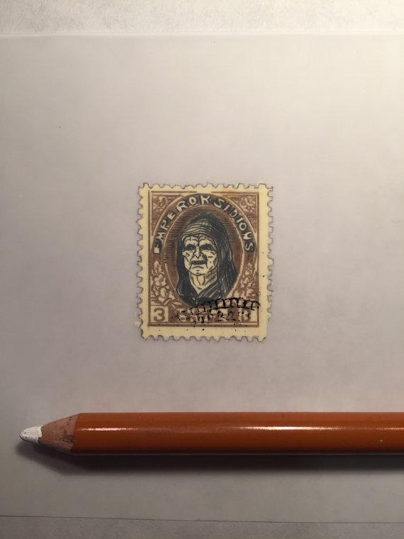 Jeremy Ennis The Black Stamp