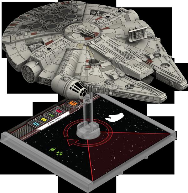 FFG TFA Millennium Falcon 2
