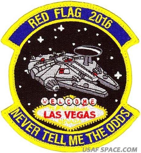 USAF 965th Air Control Patch
