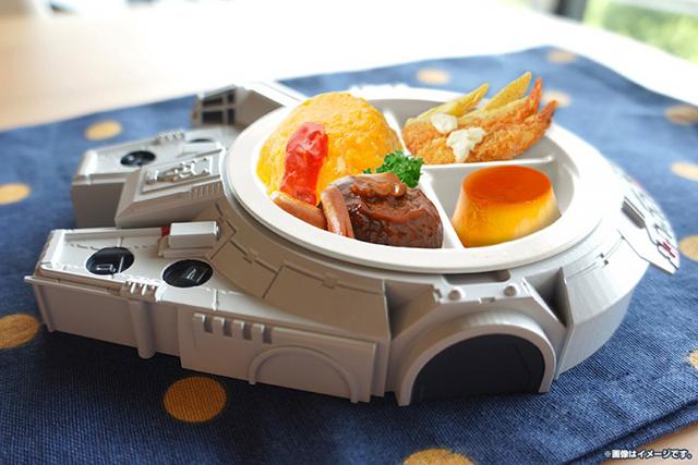 Kotobukiya Millennium Falcon Lunch Plate