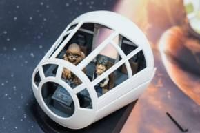 Banpresto Millennium Falcon Cockpit 5