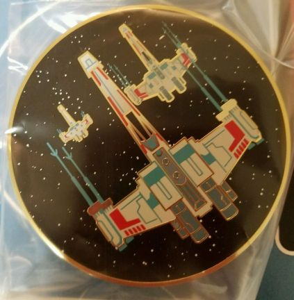 ACME-Golden-Magic-Series-X-Wing