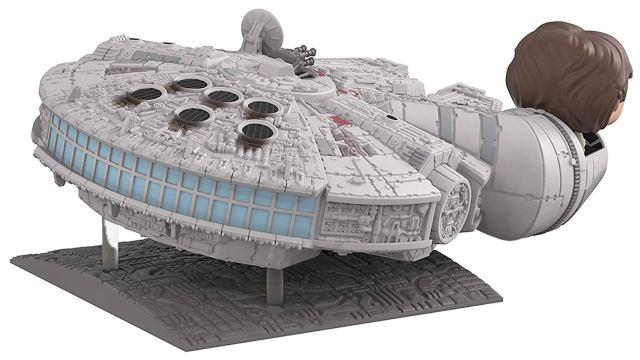 Funko Han Solo and Millennium Falcon 4