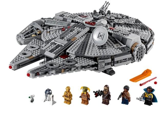 75257 Lego Millennium Falcon 3
