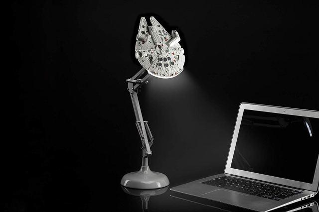 Paladone Millennium Falcon Lamp 3
