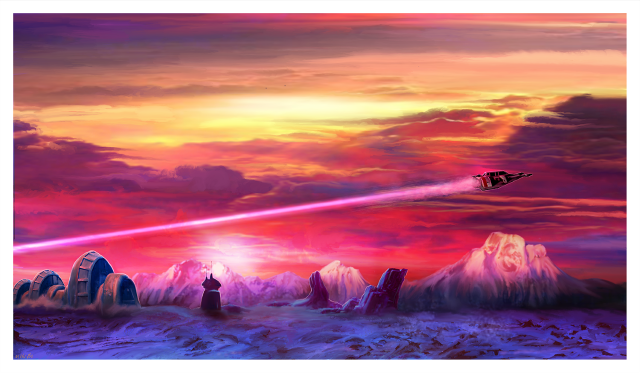 Hoth Mission