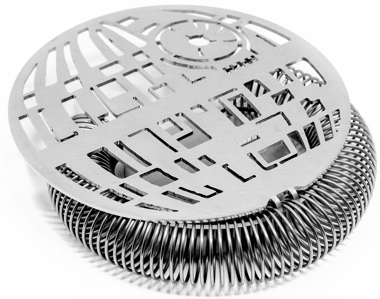 Thats No Moon strainer
