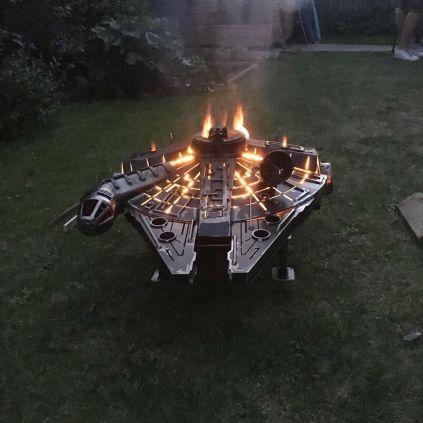 MF Fire Pit